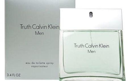 Calvin Klein Truth Men 50 ml toaletní voda pro muže