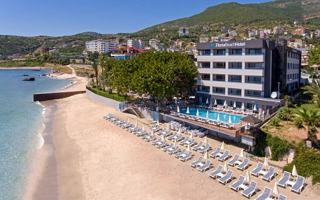 Turecko - Alanya: Hotel Floria Beach
