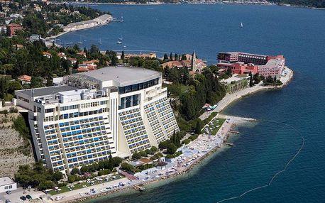 Slovinsko - Portorož: Hotel Bernardin