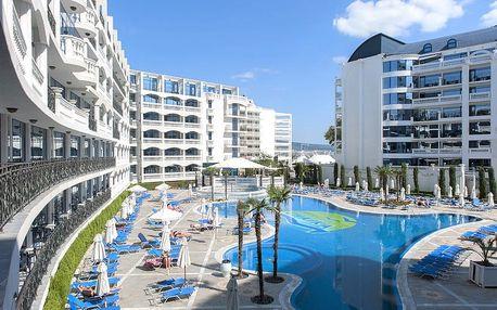 Bulharsko - Slunečné pobřeží: Hotel Chaika Beach Resort - Arcadia Park