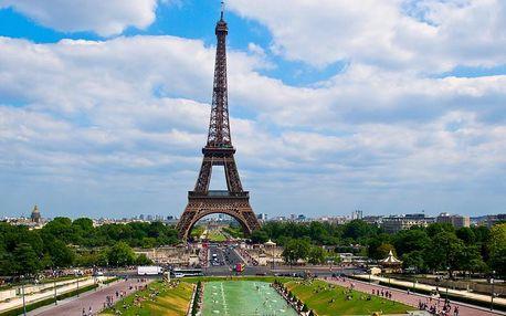 Paříž A Versailles s návštěvou Remeše (UNESCO)