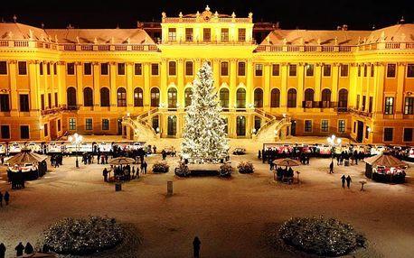 Advent na dvoře císařů aneb luxusní adventní víkend s koupáním