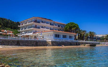 Řecko - Zakynthos: Hotel Chryssi Akti