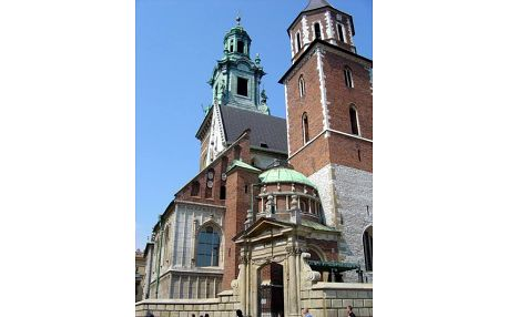 Polsko: Osvětim, Wieliczka, Krakov