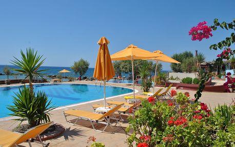 Řecko - Kréta: Hotel Ionio Star