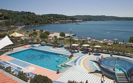 Slovinsko - Portorož: Hotel Vile Park