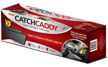 Catch Caddy - Úložné boxy mezi sedadla - 2 ks