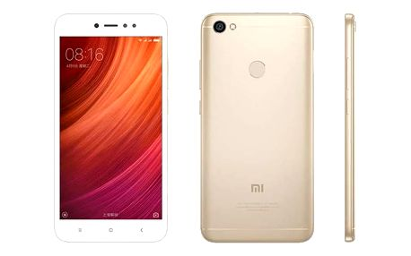 Xiaomi Redmi Note 5A Dual-SIM 2GB/16GB Global Gold