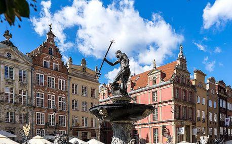 Polským rychlovlakem za krásami Baltu
