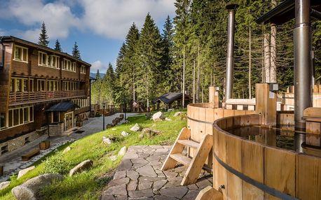 Dovolená v Nízkých Tatrách pod Chopkom v hotelu Björnson