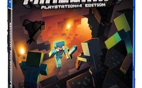 Hra Sony PlayStation 4 Minecraft (PS719440215)