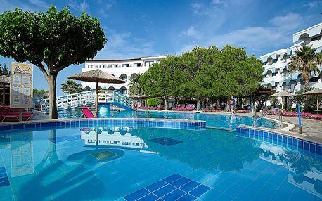 Řecko - Rhodos: Hotel Sunrise