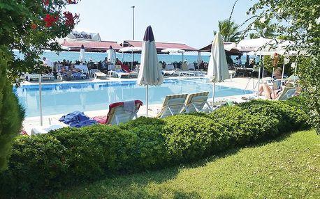 Turecko - Side: Hotel Altinkum Beach