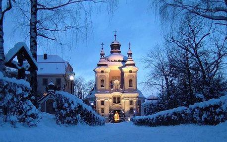 Advent v Linci a Steyru s plavbou křišťálovou lodí