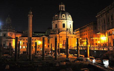 Řím nejen na víkend, letecký zájezd s průvodcem