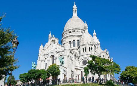 Paříž a Versailles - prodloužený letecký víkend