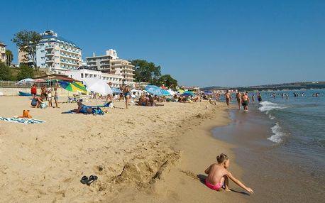 Bulharsko - Obzor: Hotel Paraiso Beach