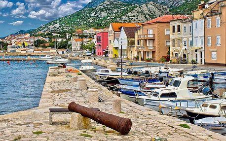 Až 8 dní pohodovej dovolenky v Chorvátsku!