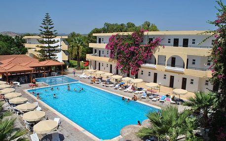 Řecko - Rhodos: Hotel Marathon