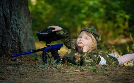 Armadní výcvik pro děti Ořechov u Brna