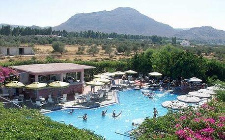 Řecko - Rhodos: Hotel Loutanis