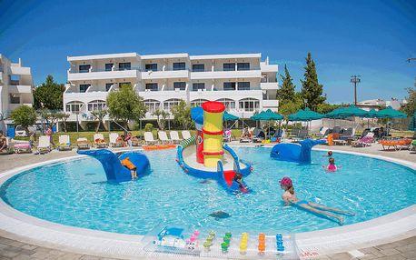 Řecko - Rhodos: Hotel Cyprotel Faliraki