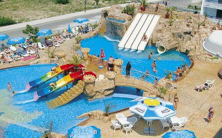 Bulharsko - Slunečné pobřeží: Hotel Kotva