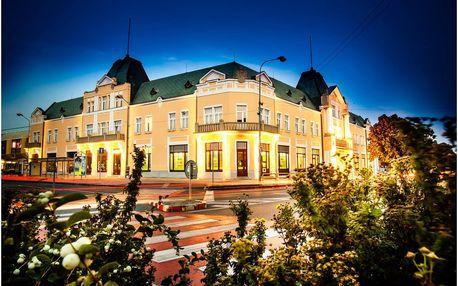 Pobyt s polpenziou a wellness v hoteli Lev