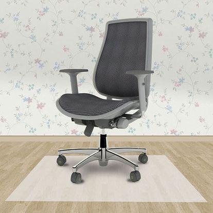 Ochranná podložka pod židli do bytu nebo kanceláře. Vyberte si matnou nebo lesklou variantu.