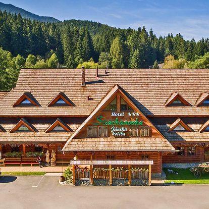 Letní dovolená mezi Tatrami: wellness a plno slev