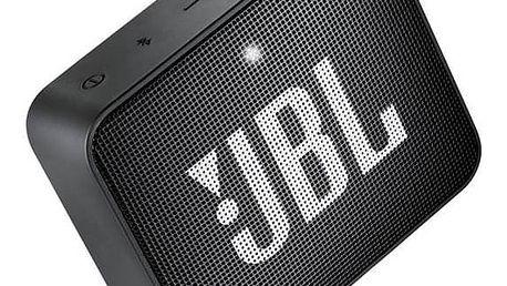 JBL GO 2 černý