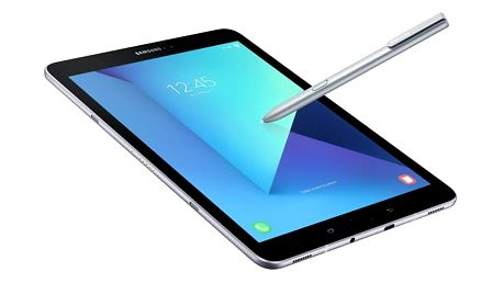 Dotykový tablet Samsung Tab S3 9.7 LTE (SM-T825NZSAXEZ) stříbrný + DOPRAVA ZDARMA