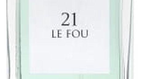 Dolce&Gabbana D&G Anthology Le Fou 21 100 ml toaletní voda tester pro muže