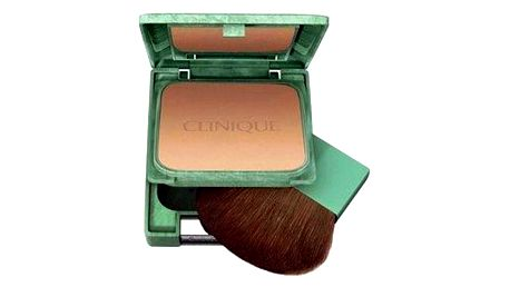 Clinique Almost Powder - Pudrový make up Deep
