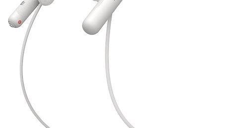 Sluchátka Sony SP500 bílá (WISP500W.CE7)