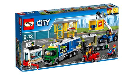 LEGO® City 60169 Nákladní terminál