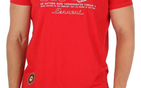 Pánské tričko Ferrari