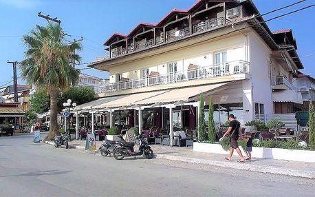 Řecko - Olympská riviéra na 11 až 13 dní, bez stravy s dopravou autobusem 100 m od pláže