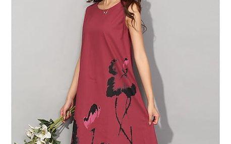 Dámské volné letní šaty - 4 varianty