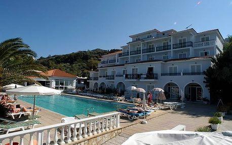 Řecko - Zakynthos na 8 dní, polopenze nebo snídaně s dopravou letecky z Brna přímo na pláži