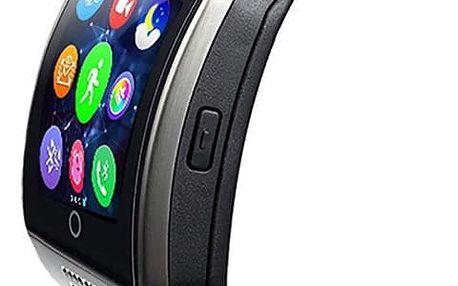 Chytré hodinky IMMAX SW7 SIM stříbrné (09009)
