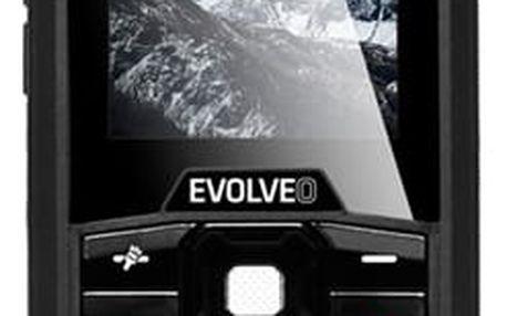 Mobilní telefon Evolveo StrongPhone Z1 Dual SIM (SGP-Z1-B) černý