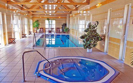 Relaxační Maďarsko: pobyt v luxusním 4* hotelu v tokajské vinařské oblasti s neomezeným wellness, vínem a polopenzí