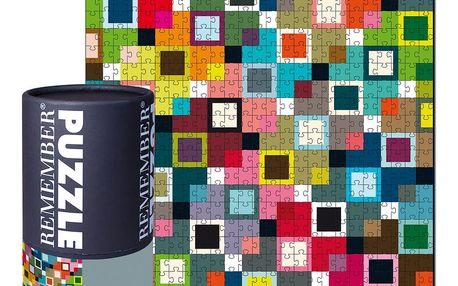 Puzzle Remember Happy,500 kousků