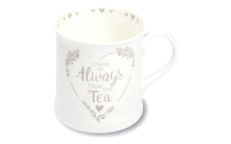 Hrnek Cooksmart England There's always time for Tea, 440 ml