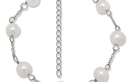 Perlový náramek Pearls of London Sterling