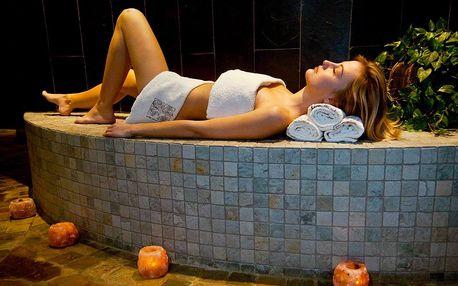 Relax v Jeseníkách: polopenze, wellness i masáže