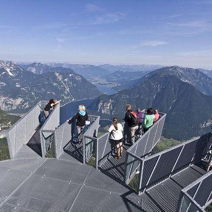 1denní výlet do Rakouska - jeskyně, jezera a vyhlídky