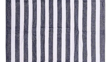 TipTrade Plážová osuška Splash modrá 90x170