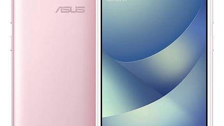 Asus ZenFone 4 Max (ZC554KL-4I040WW) (ZC554KL-4I040WW) růžový
